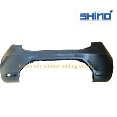 Wholesale All Of MG Auto Spare Parts Of MG 3 Rear Bumper With ISO9001 Certification,anti-cracking Package,warranty 1 Year