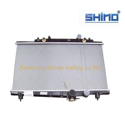 Wholesale All Of Chinese Car Spare Parts For GEELY CK Radiator 1016000231 With ISO9001 Certification,anti-cracking Package,warranty 1 Year