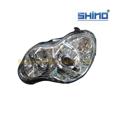 Wholesale All Of Chinese Car Spare Parts For GEELY CK Head Lamp 1017001070 With ISO9001 Certification,anti-cracking Package,warranty 1 Year