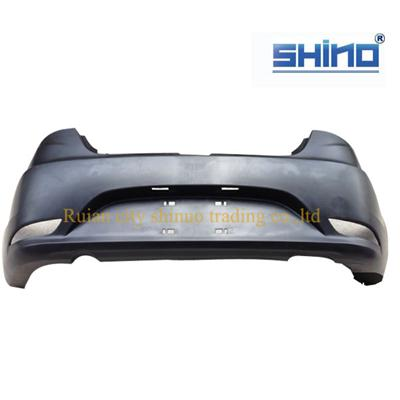 Wholesale all of auto spare parts suitable for chery MVM 315  Fulwin2 BONUS REAR BUMPER BODY A13-2804500FL-DQ ,2013 year with ISO9001 certification ,standard package anti-cracking