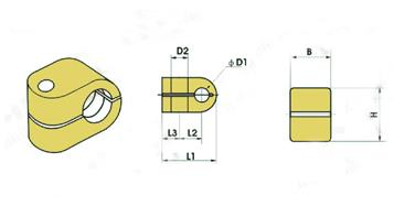 Small Tube Clamp