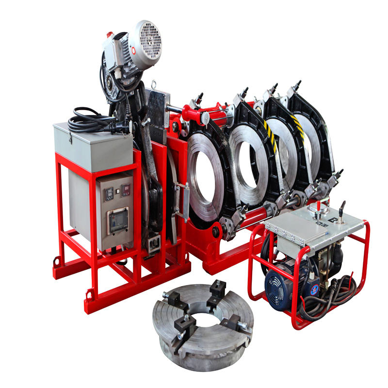 Hdpe Pipe Hydraulic Butt Fusion Welding Machine