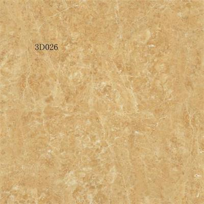 Ink-Jet glazed polished porcelain tiles 600X600
