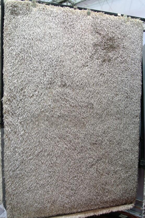 Douglas Shaggy Carpet Grey