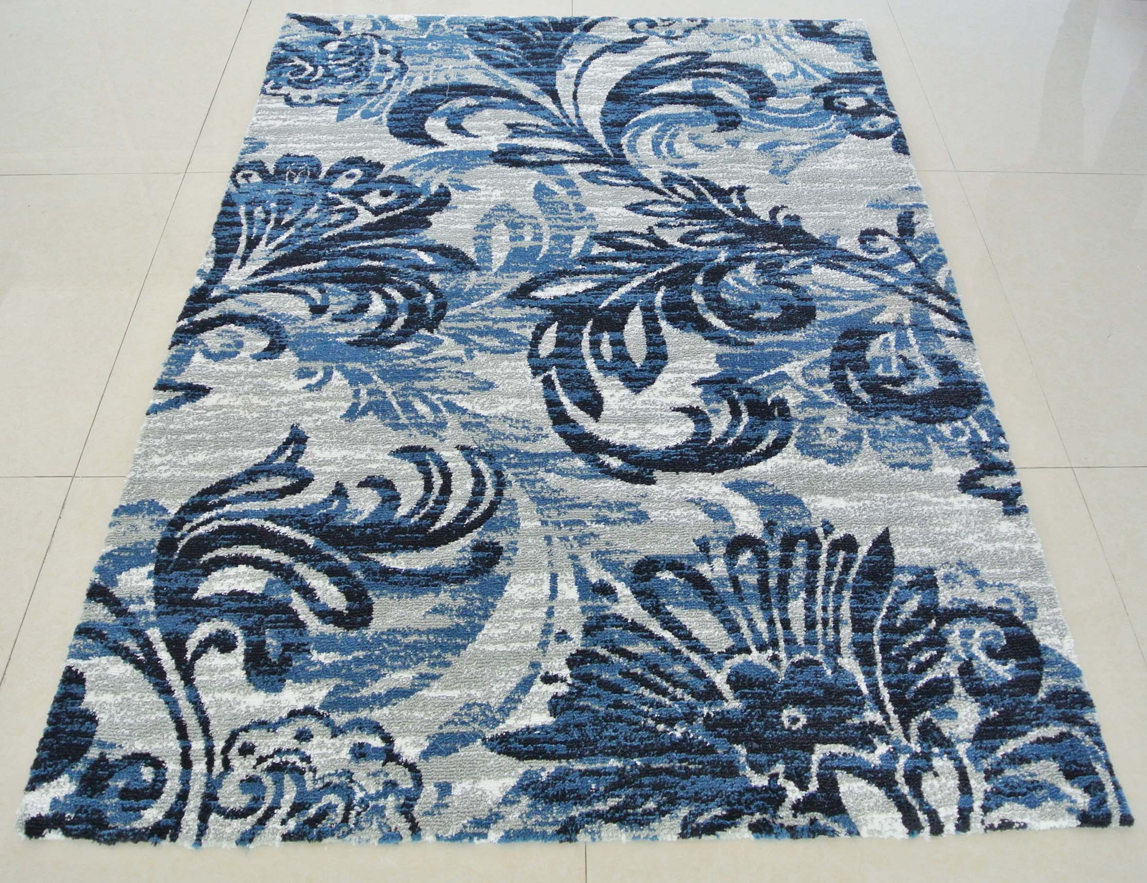 Weft Knitting Carpet
