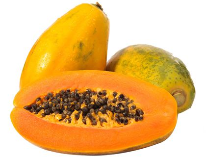 Organic Papaya Juice Powder