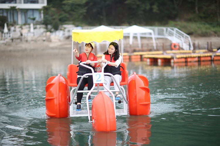 China supplier manufacture high quality water tricycle bike for sale