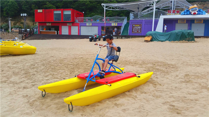 Manufacturer offer water bike for family with high quality