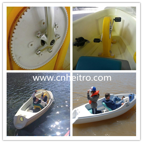 amusement park equipment water bike pedal boats for sale water park china supplier