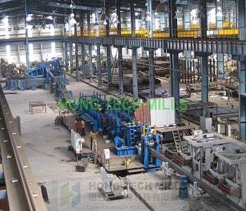 high frequency complete welded pipe API production line company