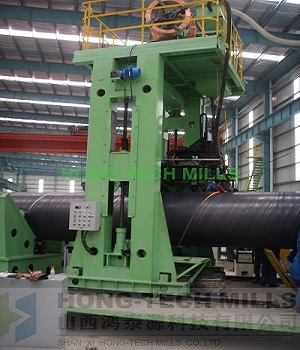 spiral pipe mill lauout in sales spiral pipe mill manufacturer