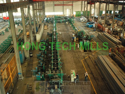 metal forming steel profile forming roll forming machines manufacuturing