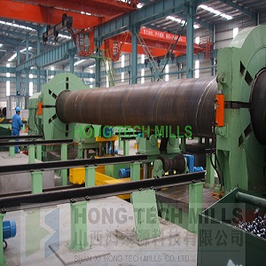 Pipe tube bevelling machine automatic pipe end chamfering machine