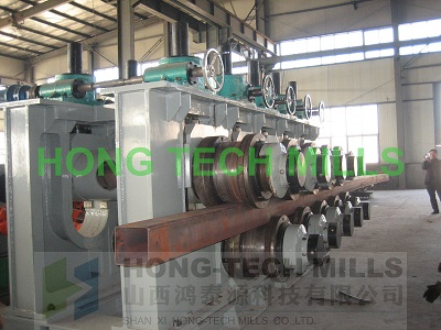 High speed steel pipe and tube straightening machine manufacuturer