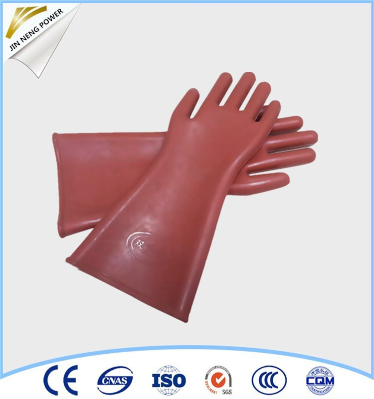 12kv Rubber Insulated Gloves