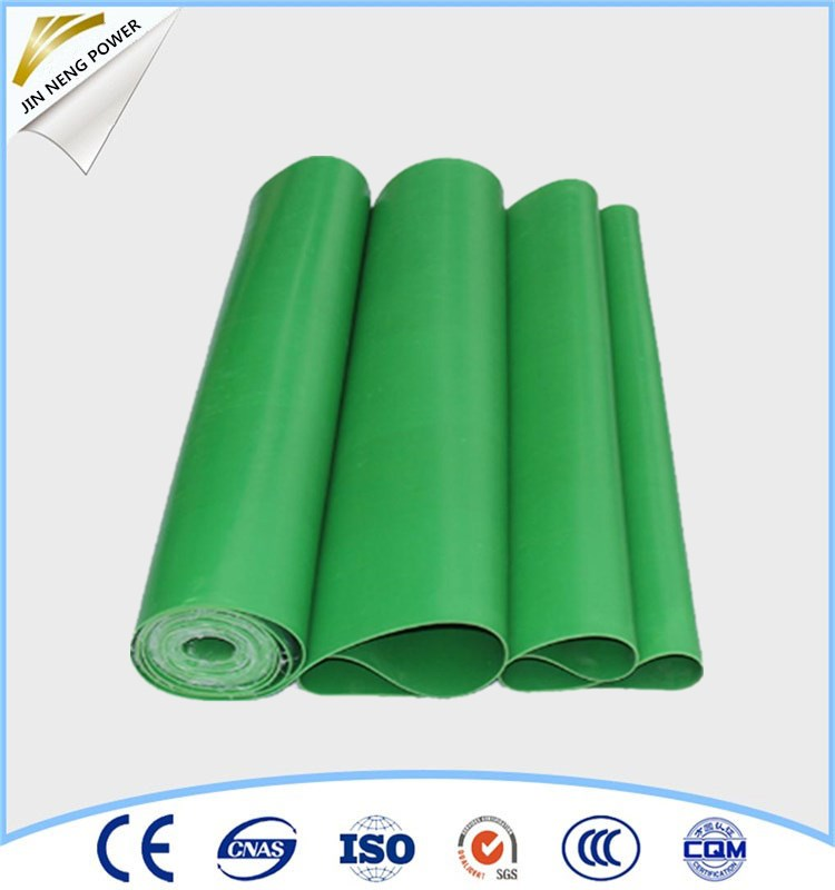 6mm green dielectric rubber sheet