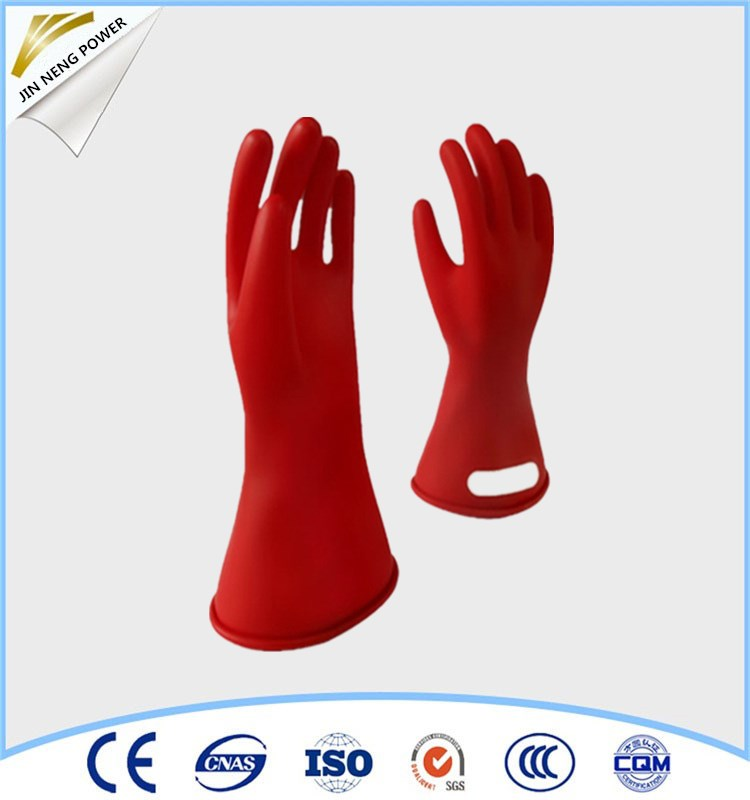 2.5kv latex dielectric gloves