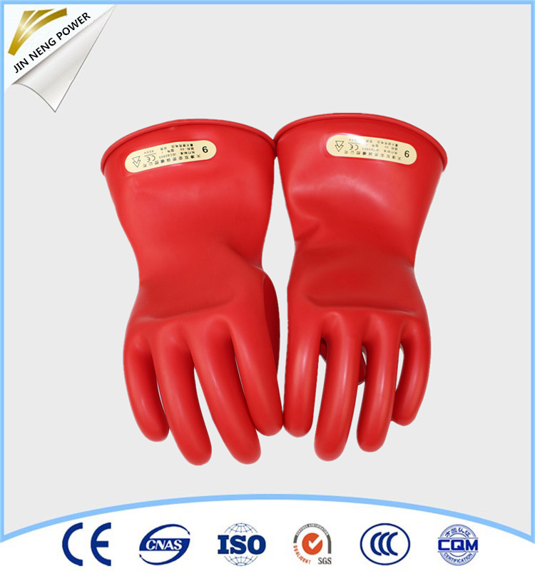 5kv latex dielectric gloves
