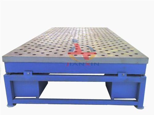 Cast Iron Surface Plate for Welding