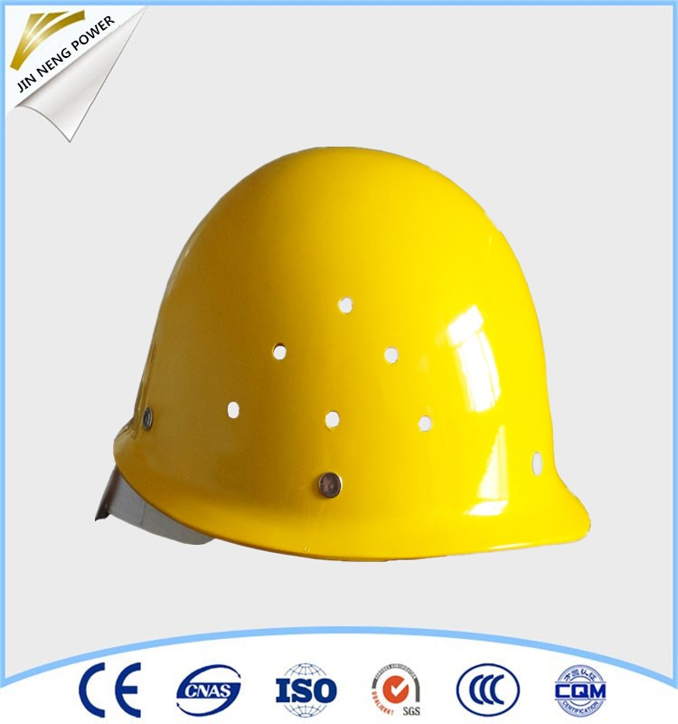 high quality FRP safety helmet
