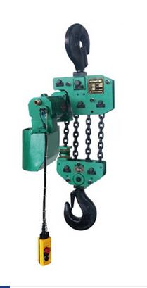 10t Pendant Controlled Air chain hoist