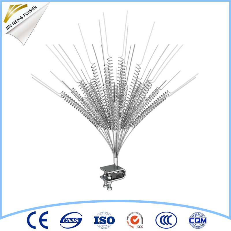 high quality stainless steel bird thorn