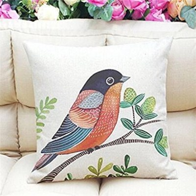 bird printed pillow cushion china supplier