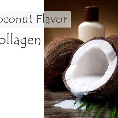 Fish Collagen Solid Drink Coconut Flavor