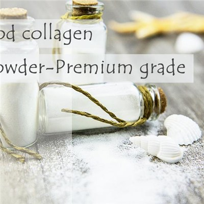 Fish Collagen Cod Collagen Powder-Premium Grade