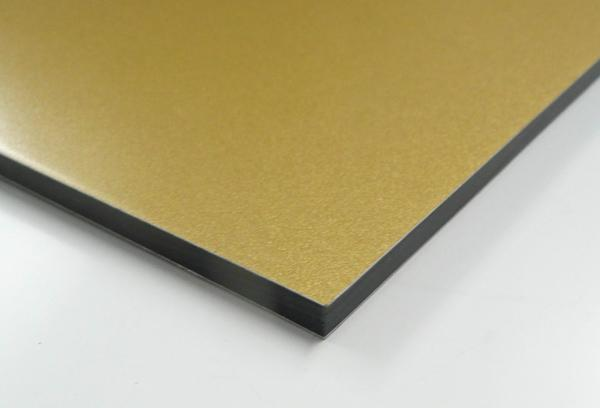 China Nano PVDF Aluminium Composite Panel