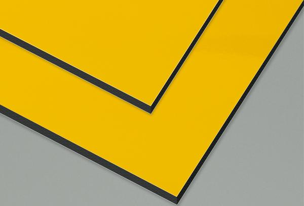 PVDF aluminium composite panel Supplier