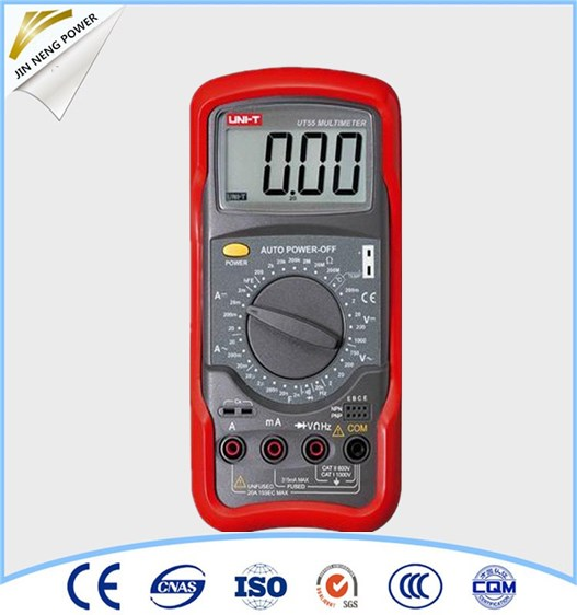 Unit55 digital multimeter