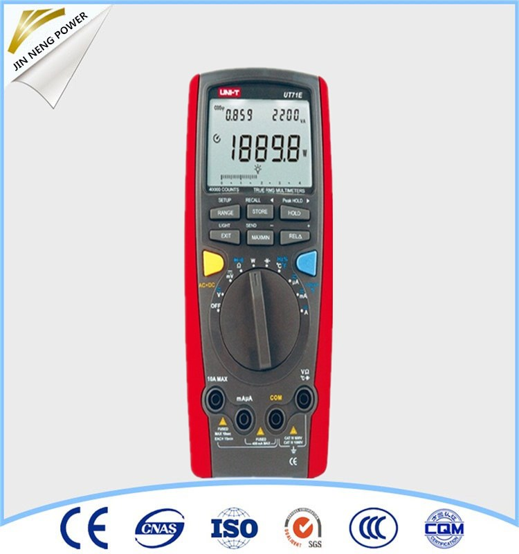 Unit71E digital multimeter
