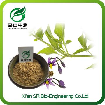 Belladonna Extract,100% Natural Factory Supply Atropa Belladonna Extract,Wholesale Belladonna Dry Extract
