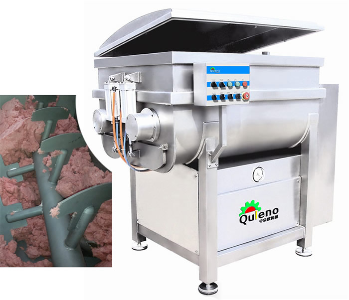 Sausage Used Stainless Steel Meat Mixer Machine
