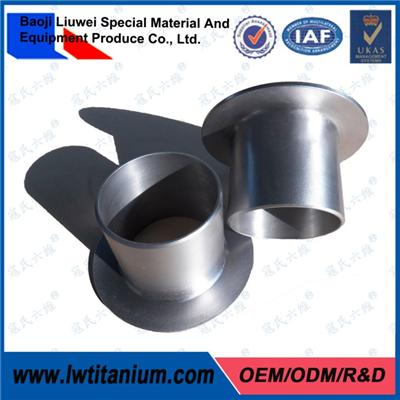 ASME B363 Welding Titanium Stub End By LIUWEI
