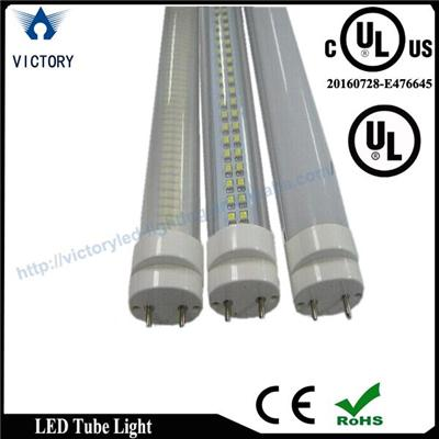 Double Lines ul cul LED Tube T8 4ft