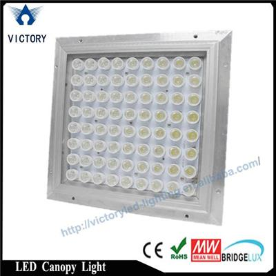 70 Watt LED Canopy Light For Gas Station