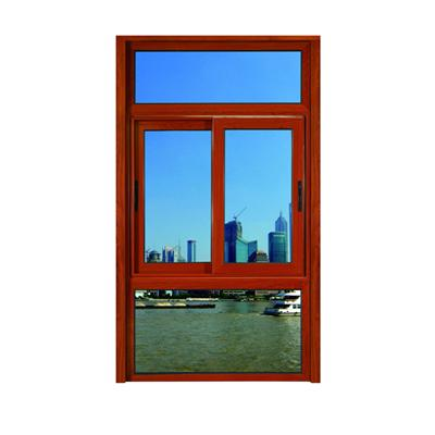 Quality Assured Heat Insulation Aluminum Window