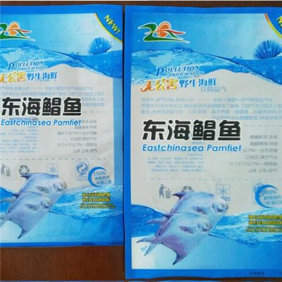Custom Made Food Packaging Bag For Sea Food, Vacuum Bag, plastic Bags