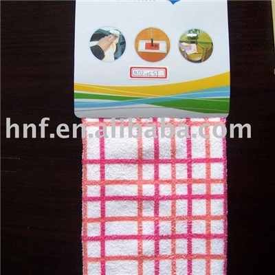 microfiber particle cloth