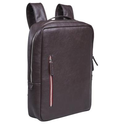 Genuine Leather Briefcase Laptop Shoulder Messenger Bag Unisex 15.6 Laptop Bag Black