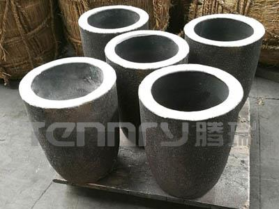 Foundry Fire Clay Graphite Crucibles