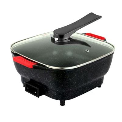 Good Quality Profession Easy Use Multifunction Electric Pan Skillet