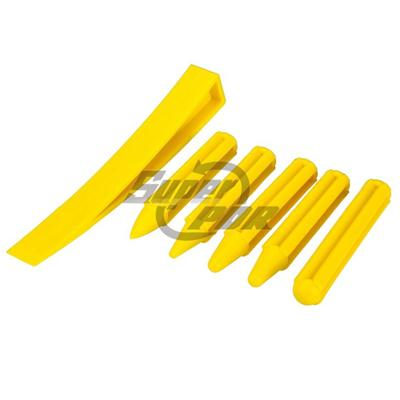 PDR Car Dent Repair Tool Yellow Tap Down Hammer