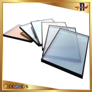 super quality best sell hollow low-e insulated building glass manufacturer