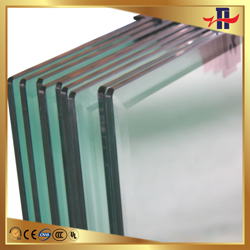 quality hot-sale colored tempered safety laminated glass