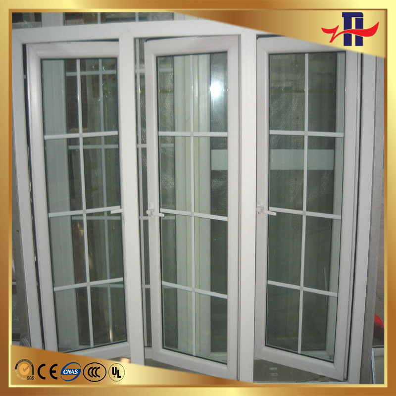double glazing PVC sliding glass window supplier