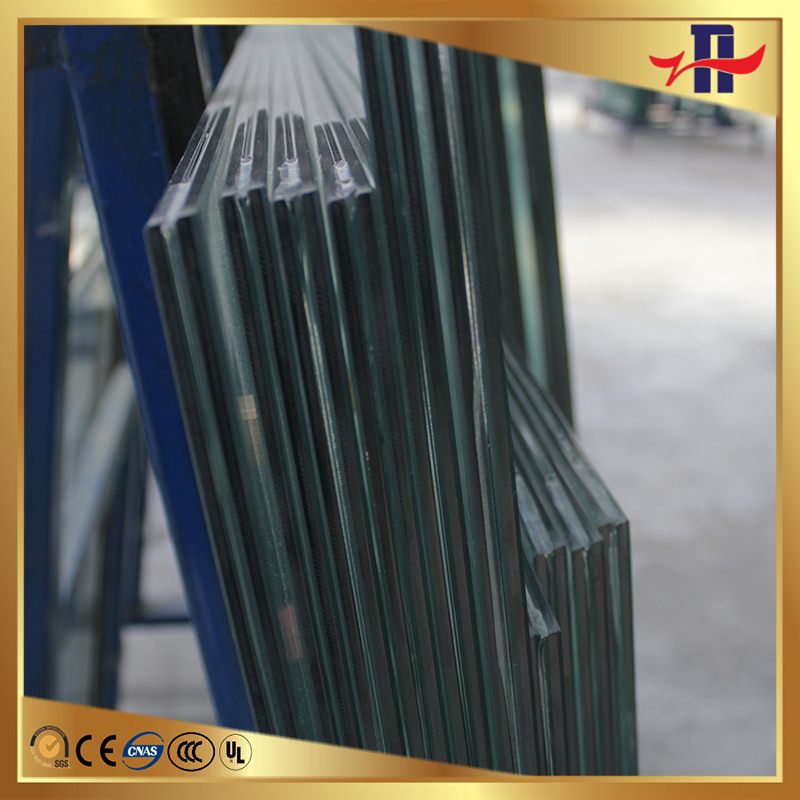 Economic promotional laminated sheet glass window glass