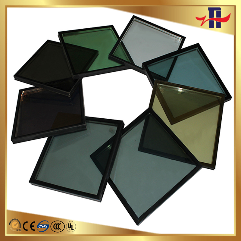 Top grade stylish anti UV low-e insulated glass